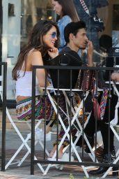 Eiza Gonzalez - Having Coffee with a Friend in LA 05/25/2017