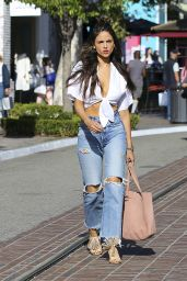 Eiza Gonzalez Street Fashion - Shopping in West Hollywood 05/17/2017