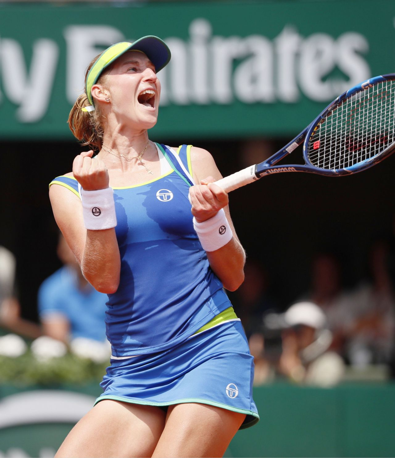 Ekaterina Makarova - French Open Tennis Tournament in ... | 1280 x 1483 jpeg 186kB