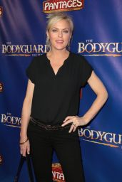 """Elaine Hendrix - """"The Bodyguard"""" Opening Night in Los Angeles 05/02/2017"""