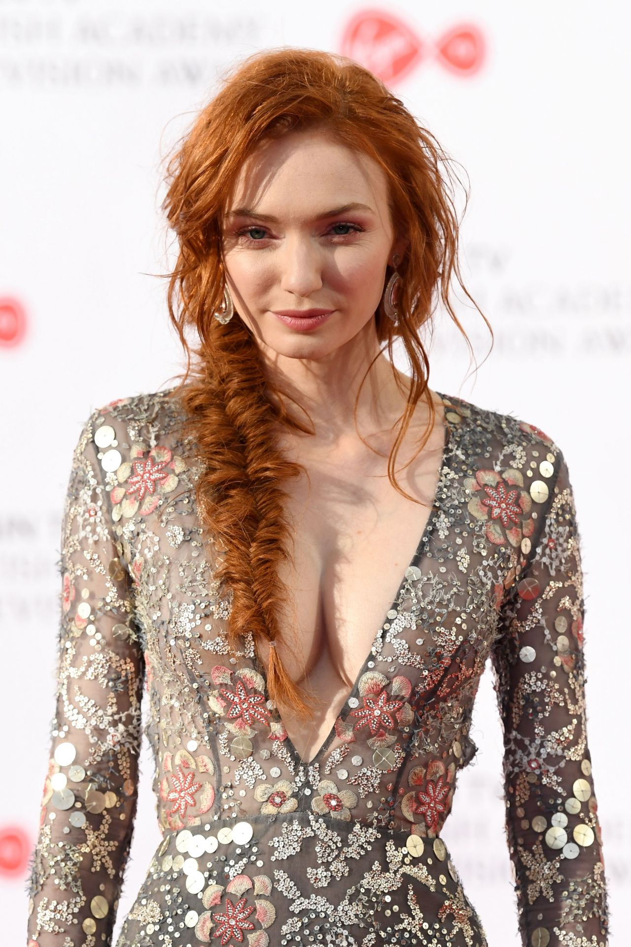 Whitehouse Eleanor Tomlinson Bafta Television Awards In London 05