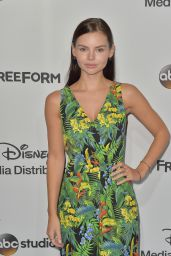 Eline Powell – ABC International Upfronts in Los Angeles 05/21/2017