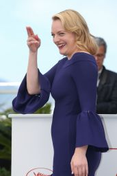 "Elisabeth Moss at ""Top of the Lake: China Girl"" Photocall – 70th Cannes Film Festival"
