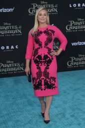 """Elisabeth Rohm - """"Pirates of the Caribbean: Dead Men Tell no Tales"""" Premiere in Hollywood 05/18/2017"""