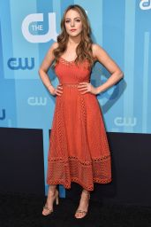 Elizabeth Gillies – The CW Network's Upfront in New York City 05/18/2017