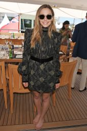 Elizabeth Olsen - Attends Lexus Wind River Lunch in Cannes 05/20/2017