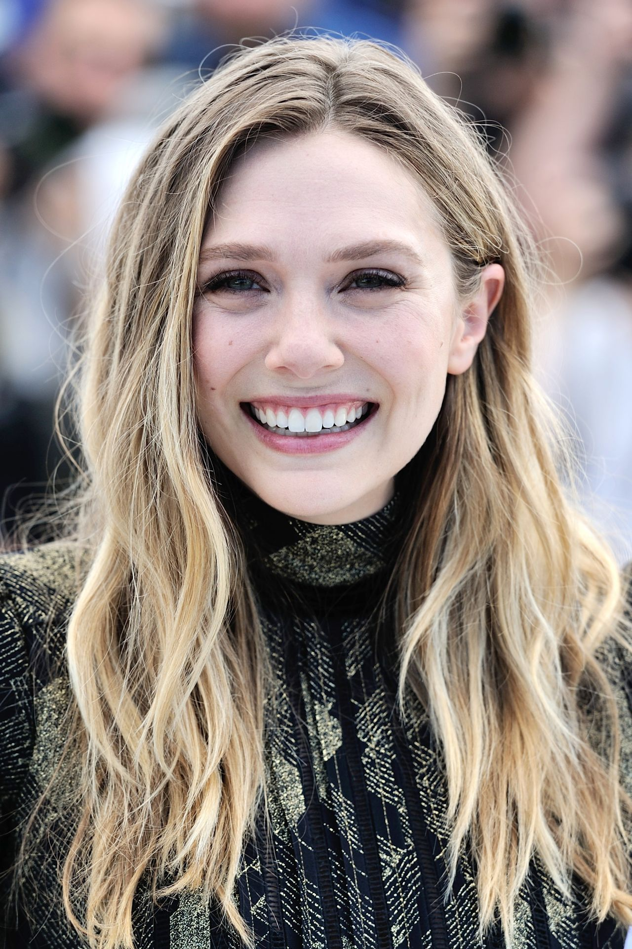 Elizabeth Olsen Quot Wind River Quot Photocall At Cannes Film