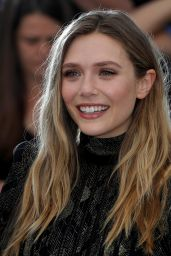 "Elizabeth Olsen - ""Wind River"" Photocall at Cannes Film Festival 05/20/2017"
