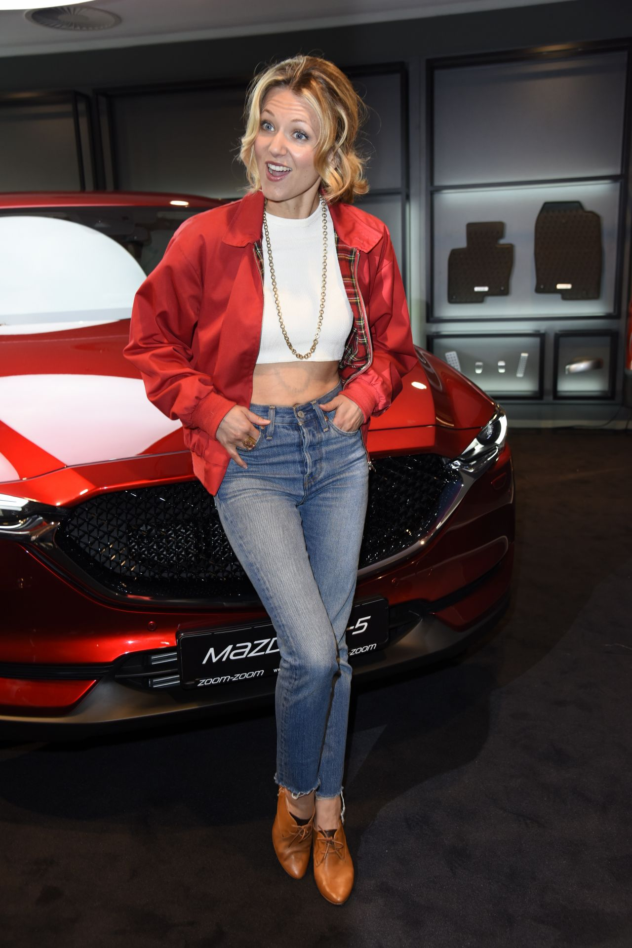 Ella Endlich – Mazda and InTouch Spring Cocktail at Mazda ...