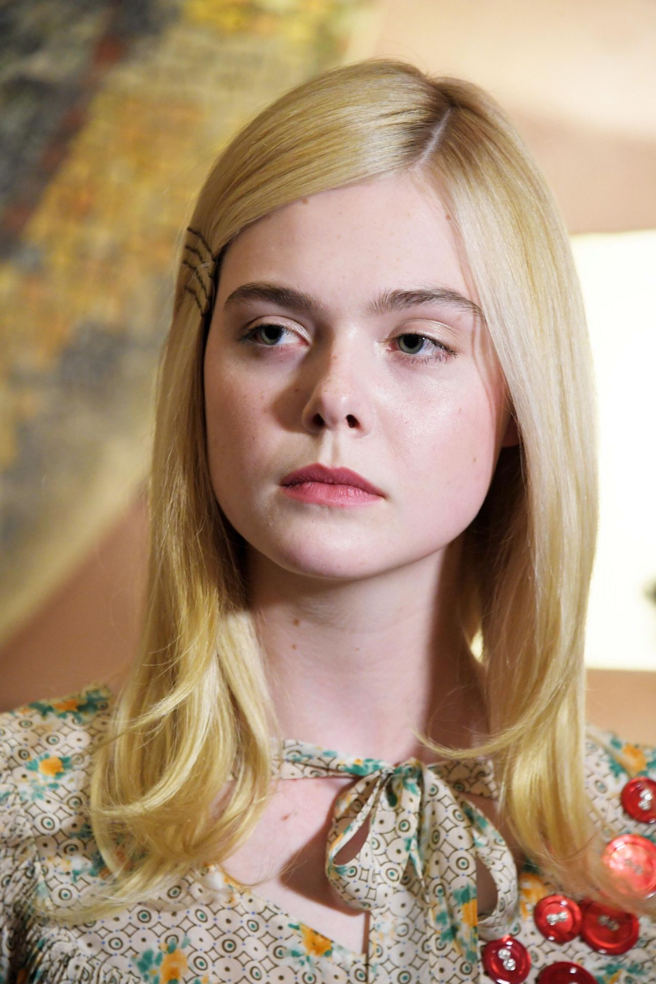 Elle Fanning Quot 3 Generations Quot Screening In Nyc 04 30 2017