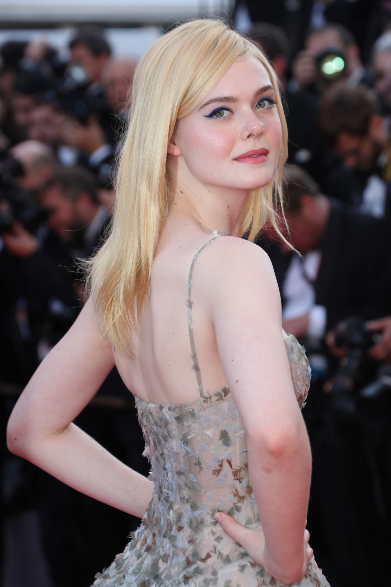 Elle Fanning  Anniversary Soiree  Cannes Film Festival 05232017-5999