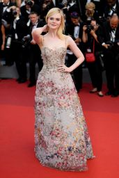 Elle Fanning – Anniversary Soiree – Cannes Film Festival 05/23/2017
