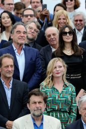 Elle Fanning at 70th Anniversary Photocall - Cannes Film Festival 05/23/2017