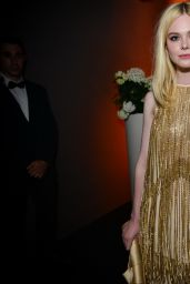 Elle Fanning - Le Club by Albane in Cannes, May 2017