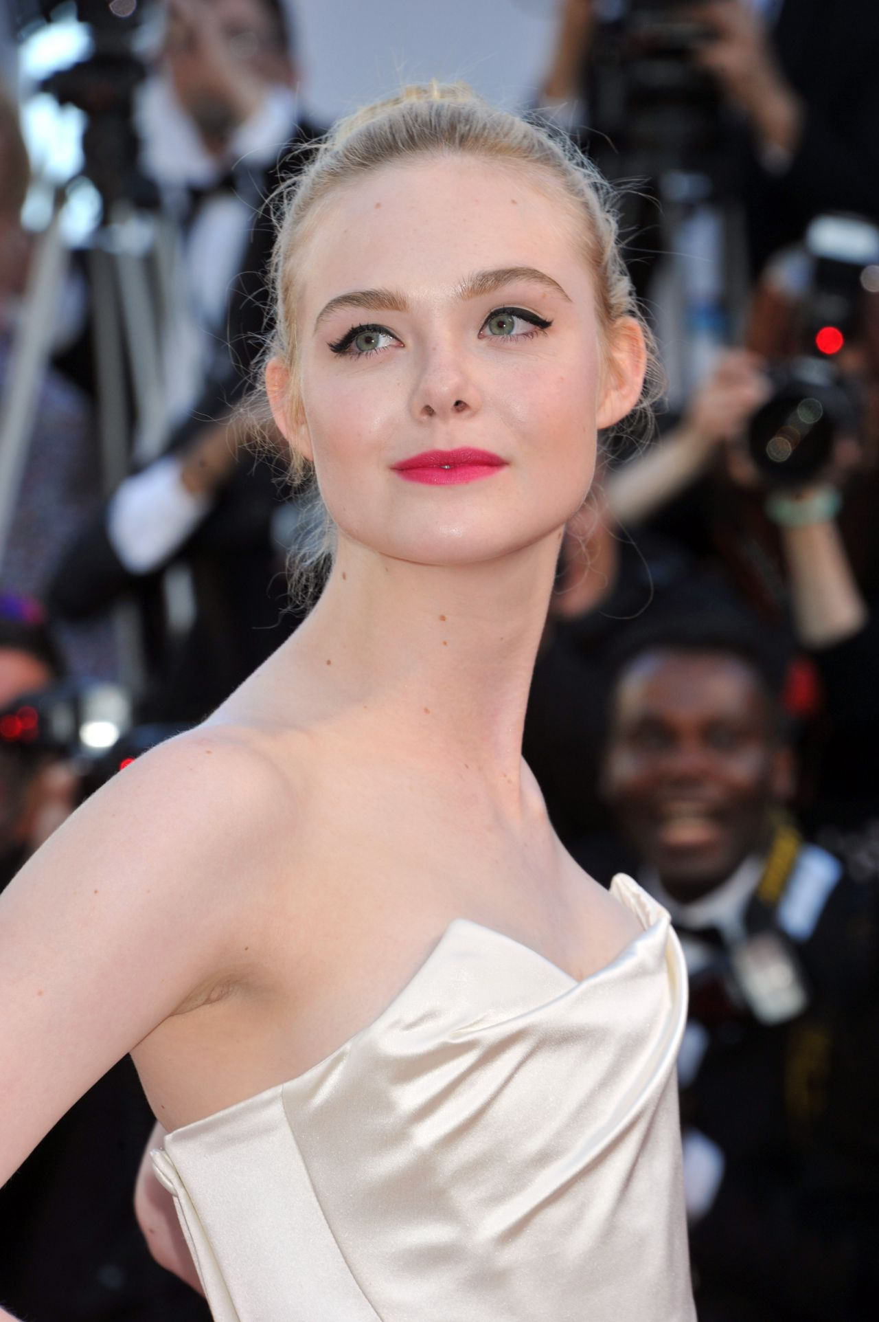 Elle Fanning - Opening Ceremony Of The 70Th Cannes Film -6321