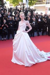 Elle Fanning - Opening Ceremony Of The 70th Cannes Film Festival 05/17/2017