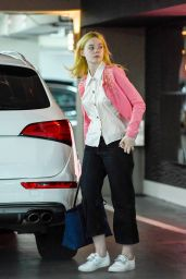 Elle Fanning - Out and About in Los Angeles 05/31/2017