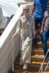 Elle Fanning - Wearing a
