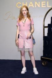 Ellie Bamber – Chanel Metiers d'Art 2016/17 Collection in Tokyo 05/31/2017