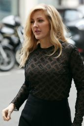 Ellie Goulding - Out in London 05/31/2017