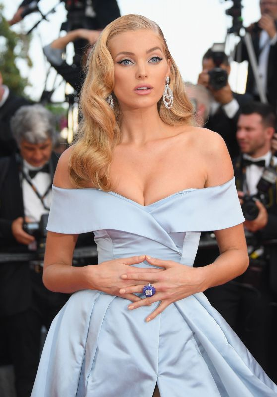 "Elsa Hosk at ""The Beguiled"" World Premiere – Cannes Film Festival 05/24/2017"