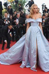 """Elsa Hosk at """"The Beguiled"""" World Premiere – Cannes Film Festival 05/24/2017"""