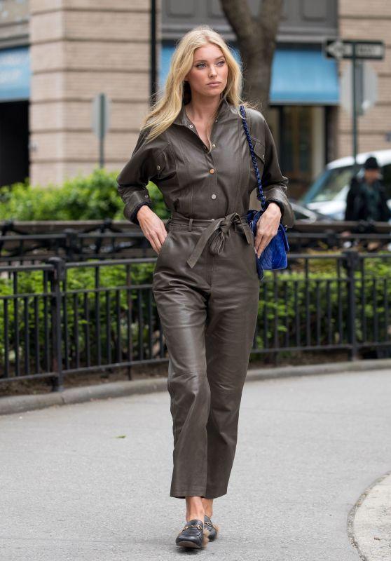 Elsa Hosk - Walking Around NYC 05/12/2017