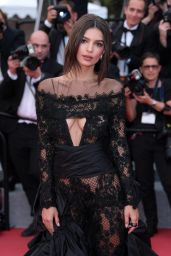 "Emily Ratajkowski on Red Carpet - ""Loveless"