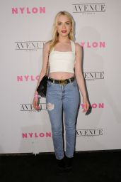 Emily Ruhl - NYLON Young Hollywood Party in Los Angeles 05/02/2017