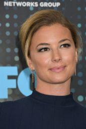 Emily VanCamp - FOX Upfront in New York City 05/15/2017