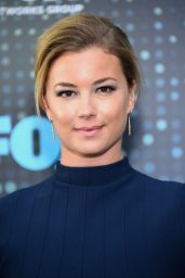 Emily VanCamp - FOX Upfront in New York City 05/15/2017