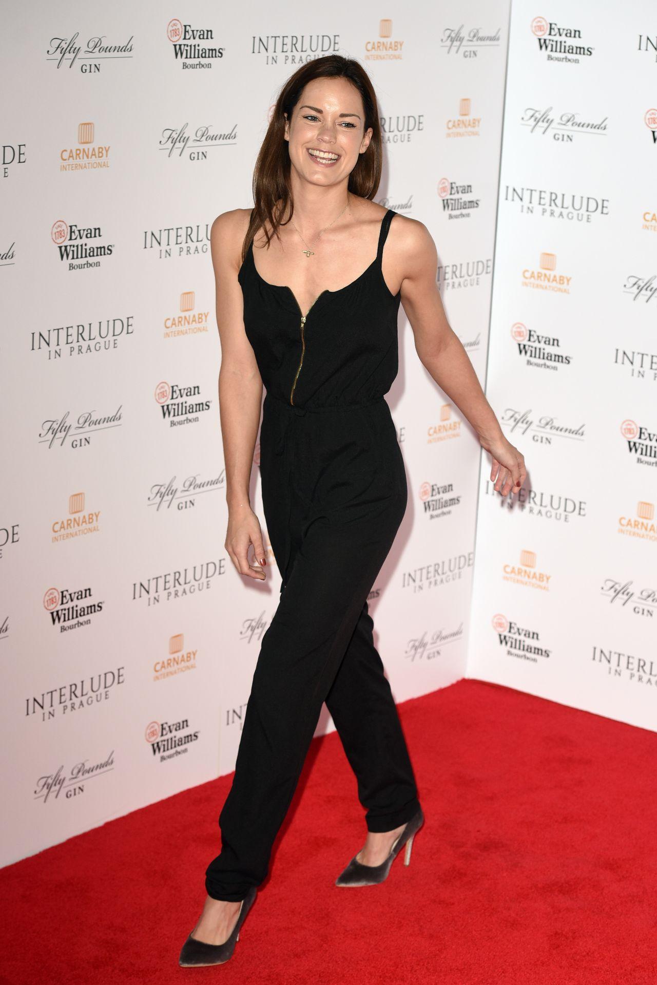 Emily wyatt interlude in prague movie premiere in london nude (21 photos), Twitter Celebrites pic