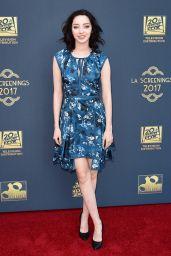 Emma Dumont – 20th Century Fox Television Los Angeles Screening Gala 05/25/2017
