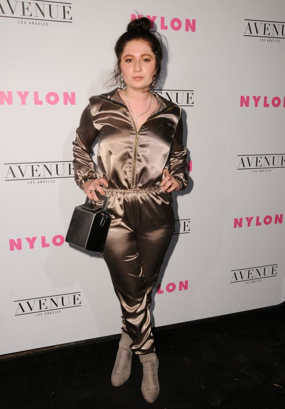 Emma Kenney – NYLON Young Hollywood Party in Los Angeles 05/02/2017