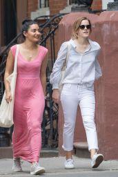 Emma Watson Casual Style - New York City 05/29/2017