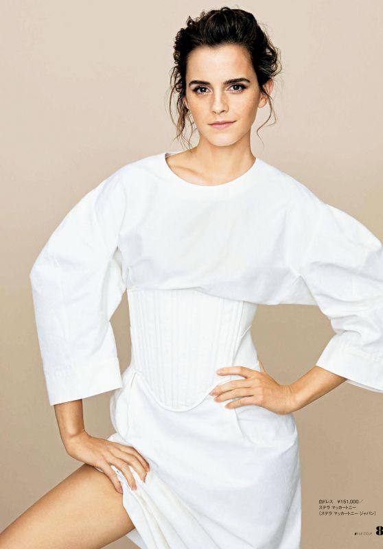 Emma Watson - Elle Japan May 2017