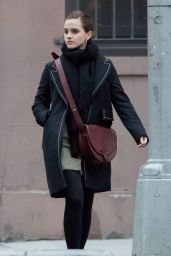 Emma Watson - Out in NYC 5/25/2017