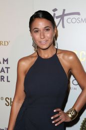 Emmanuelle Chriqui – Women's Choice Awards in Los Angeles 05/17/2017