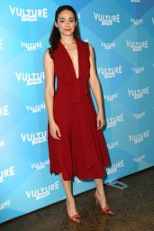 "Emmy Rossum - ""Shameless"" Vulture Festival in New York 05/21/2017"