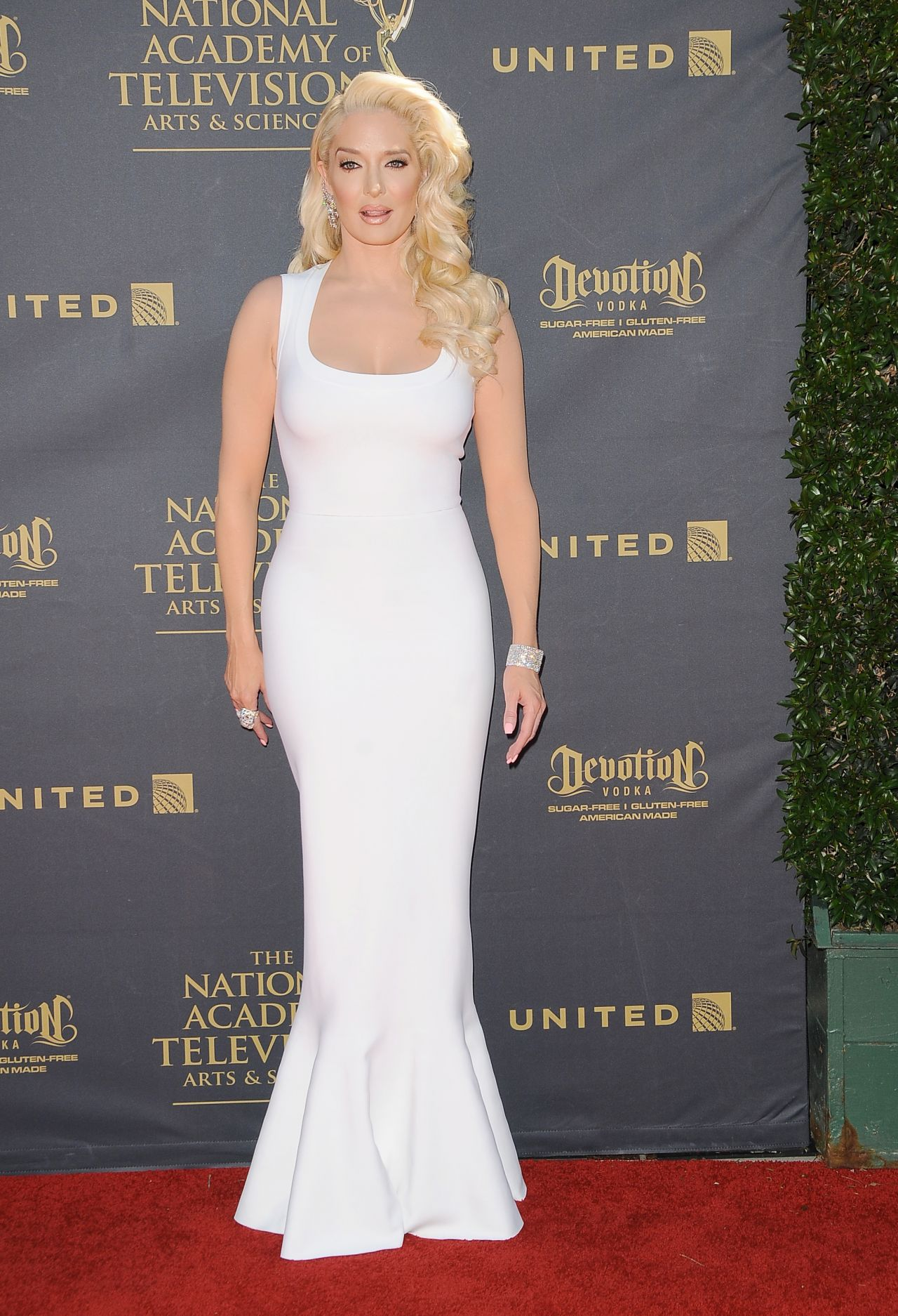Erika Jayne Creative Daytime Emmy Awards In Pasadena 04