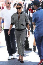 Eva Longoria - Arrives at Martinez Hotel in Cannes 05/19/2017