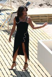 Eva Longoria at Martinez Hotel Beach in Cannes, France  05/21/2017