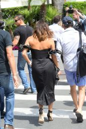 Eva Longoria at the Martinez Hotel in Cannes, France 05/23/2017