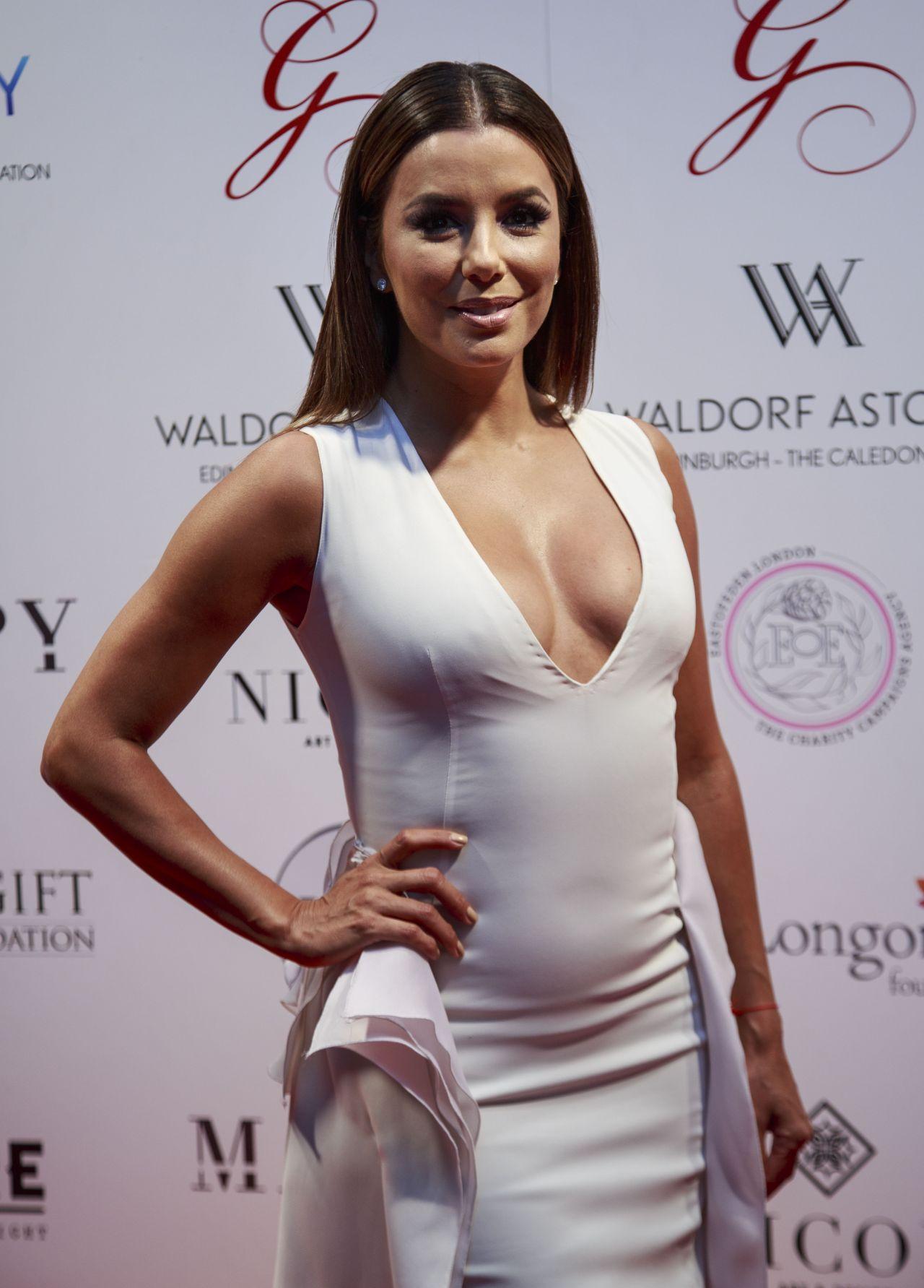 Eva Longoria Edinburgh Global Gift Gala