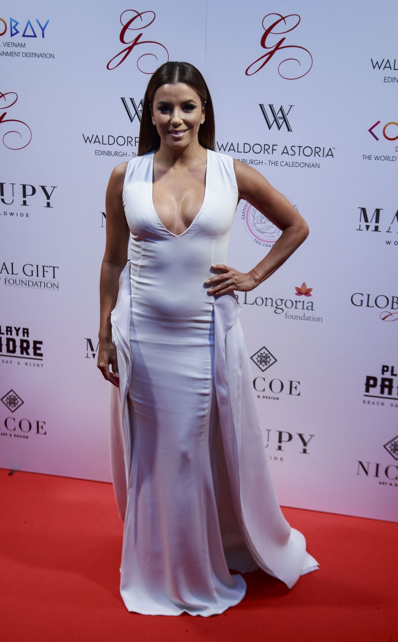 Eva Longoria Edinburgh Global Gift Gala 05 17 2017