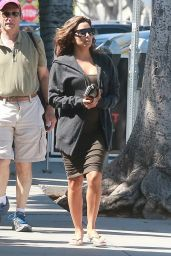 Eva Longoria - Out for Lunch in Hollywood 05/28/2017