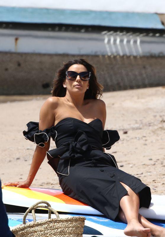 Eva Longoria - Photoshoot During Cannes Film Festival 05/23/2017
