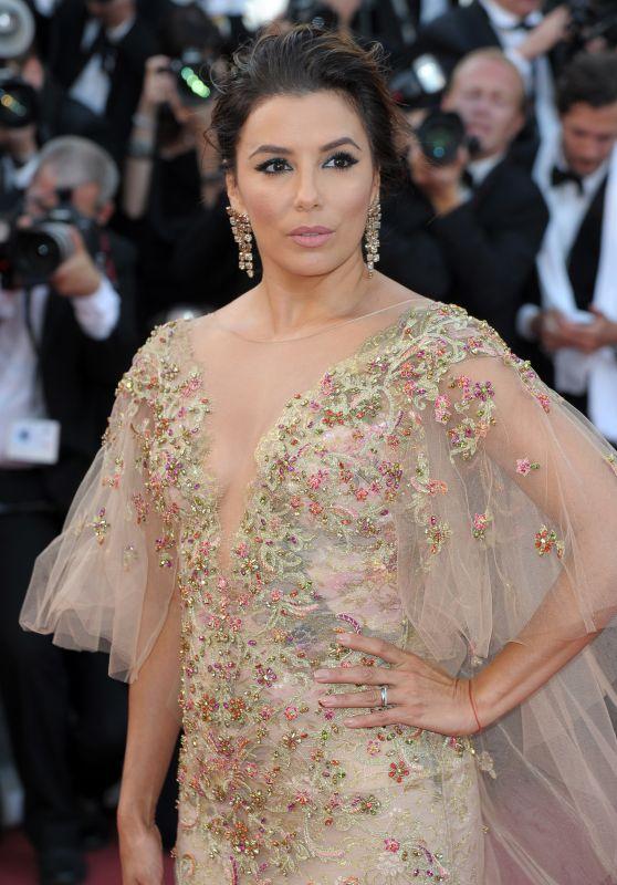 "Eva Longoria - ""The Killing of a Sacred Deer"" Premiere in Cannes, France 05/22/2017"