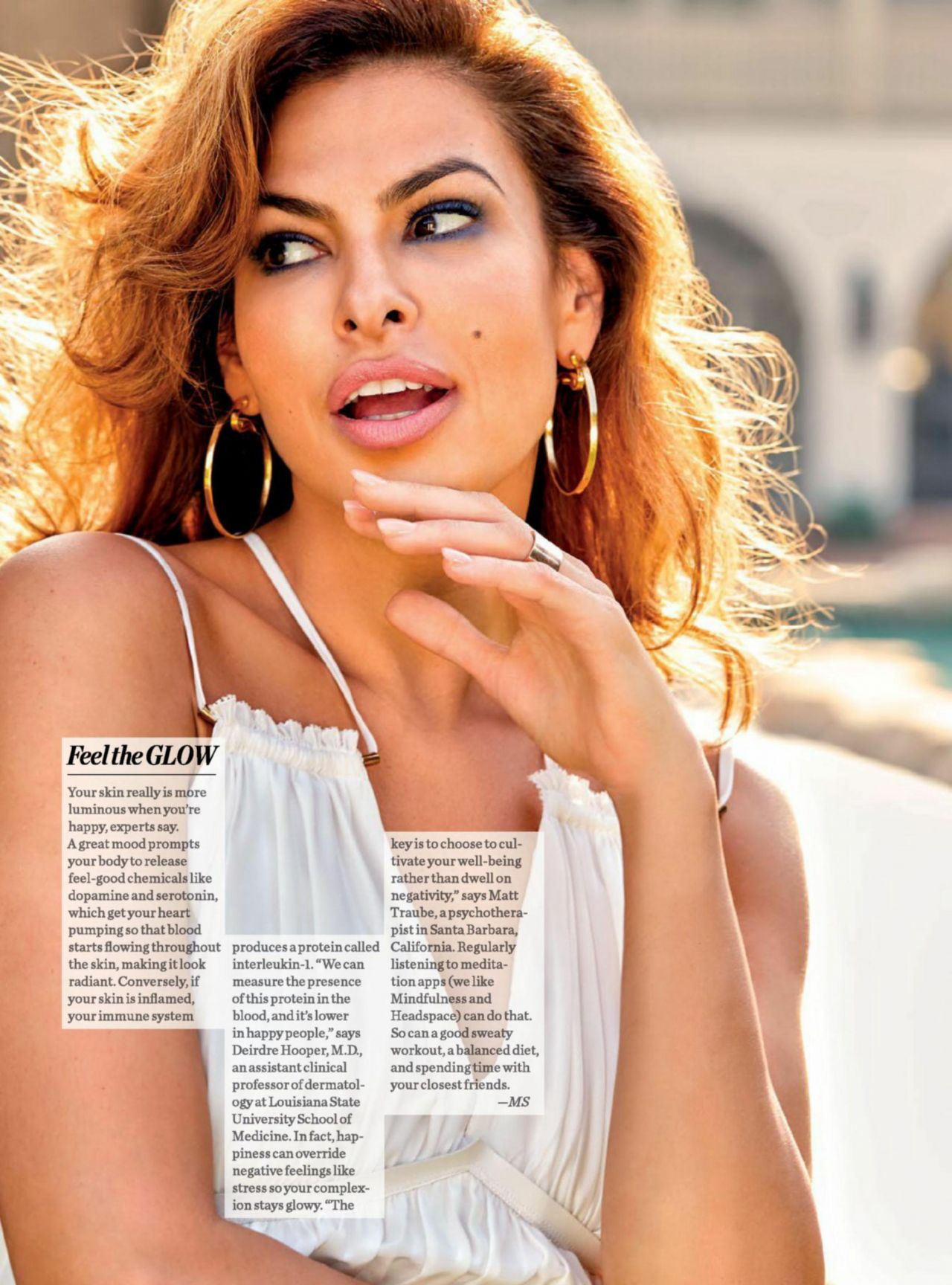 Eva mendes shape magazine malaysia may 2019 issue - 2019 year