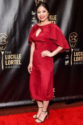 Eva Noblezada – Lucille Lortel Awards in New York 05/07/2017